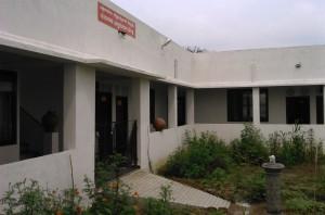 महर्षि वाग्भट्ट गोशाला स्थित पंचगव्य अनुसन्धान केंद्र
