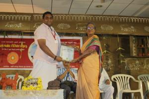 BSS Praman Patra Damodar Shetty