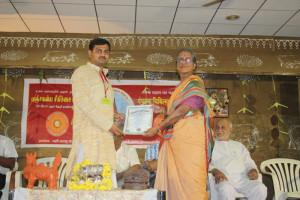 BSS Praman Patra to Dhruv K dave