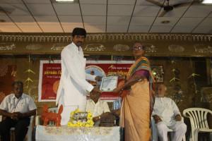 BSS Praman Patra to Govind Kasatwad