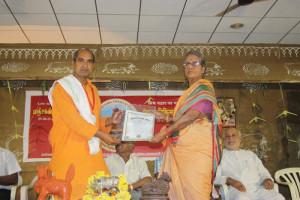 BSS Praman Patra-To Madan Singh Kushwaha