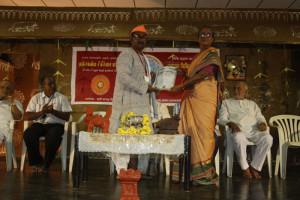 BSS Praman Patra to Milind Jibhkate