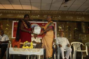 BSS Praman Patra To R. Deepa