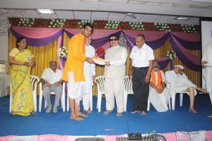 Amar Balidani Rajiv Bhai dixit shreshtha Panchgavya Nirmata Swarna Puraskar to Gavyasiddha Nelesh Ojha