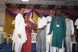 Amar Balidani Rajiv Bhai dixit shreshtha Panchgavya Pracharak Swarna Puraskar to Gavyasiddha Bhawanesh Devada.