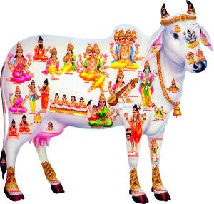 Gomaata Ka chitra