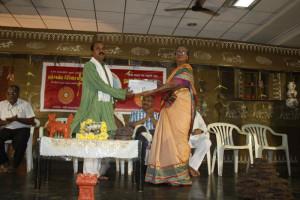 RMP to Gavyasiddh Dr. Baban Singh