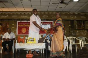 RMP to Gavyasiddh Dr. Damodar-Shetty