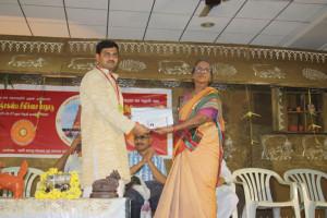 RMP to Gavyasiddh Dr.Dhruv Kumar Dave