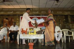 RMP to Gavyasiddh Dr.Haradwsh Sharma