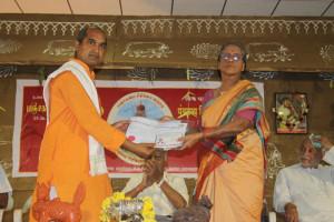 RMP to Gavyasiddh Dr.Madan singh Kushawaha