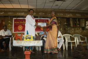 RMP to Gavyasiddh Dr.Ravi Jain