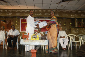 RMP to Gavyasiddh Dr.Shankar Bhagam