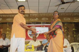RMP to Gavyasiddh Dr.Suresh Garad