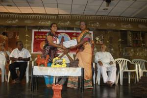 RMP to Gavyasiddh Dr.Trushanaben Patel
